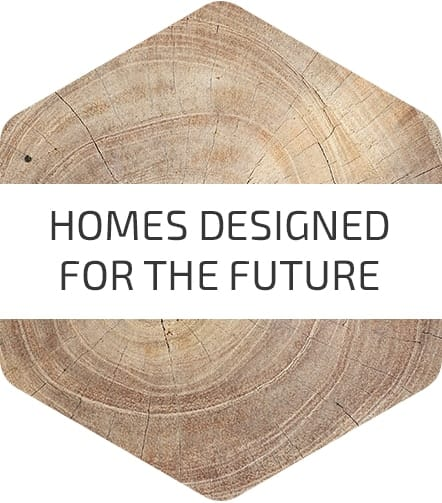 Homes designed for the future